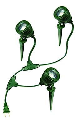 HousePlus LED Garden Light String, Garden Light LED Low Voltage, Electric LED Garden Lights Outdoor