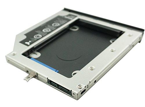 Nimitz HDD SSD Caddy Adapter für Lenovo Thinkpad P70 mit Blende & Halterung