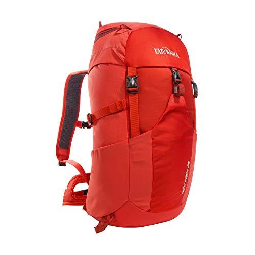 Tatonka Unisex– Erwachsene Hike Pack 22 Wanderrucksack, red orange, 22 Liter