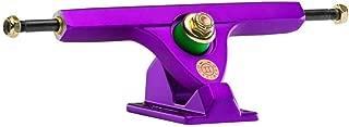 Caliber Trucks II Fifty Caliber 184mm Hi Satin Purple Longboard Trucks 50 Degrees - 10