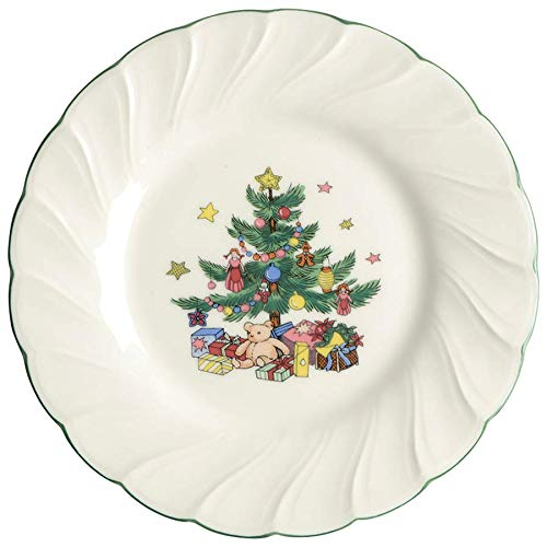 NIKKO Happy Holidays Bread & Butter Plate