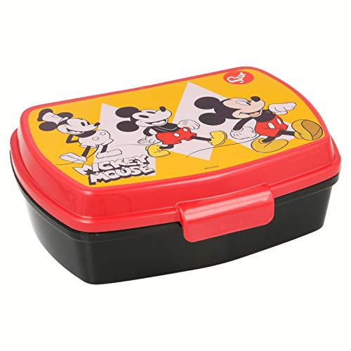 Stor SANDWICHERA Funny Mickey Mouse - Disney - 90