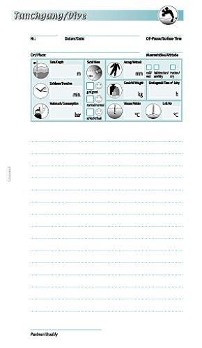 sub-book Logbuch Einlagen SINGLE mit SSI Lochung