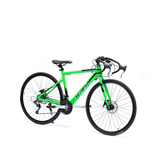 MEFWINS Men's X-ROAD Experience Bicycle (Green)