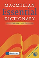 Macmillan Essential Dictionary for Learners of English: with CD-ROM