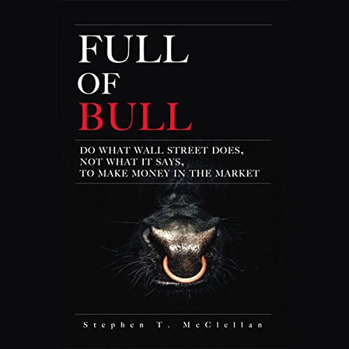 Full of Bull audiobook cover art