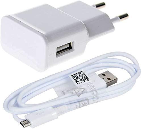 Cargador 2 en 1 Compatible con Doogee X5 MAX, MAX Pro, X5, X5 Pro, Y6, X7, DG550, DG310 Y Todos con Entrada Micro USB.