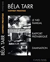 B la Tarr Collection ( K rhozat / Csal di tzf szek / Panelkapcsolat ) ( Damnation / Family Nest / The Prefab People )