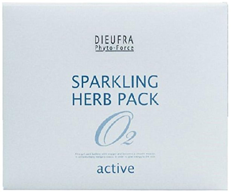 肌あたたかい与えるデュフラ フィトフォース スパークリングハーブパックA 240g(酵素パック?8g×30P)