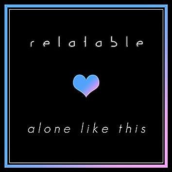 Alone Like This - Single