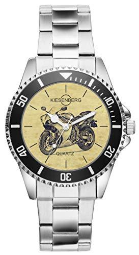 Geschenk für Yamaha YZF-R1 Motorrad Fahrer Fans Kiesenberg Uhr 20416