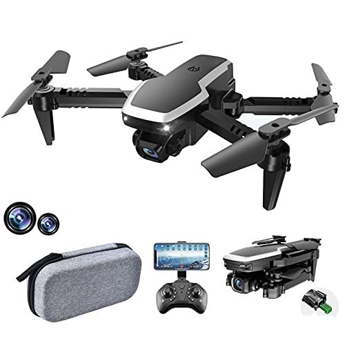 Mini Drohne mit Kamera - S171 4K HD FPV...