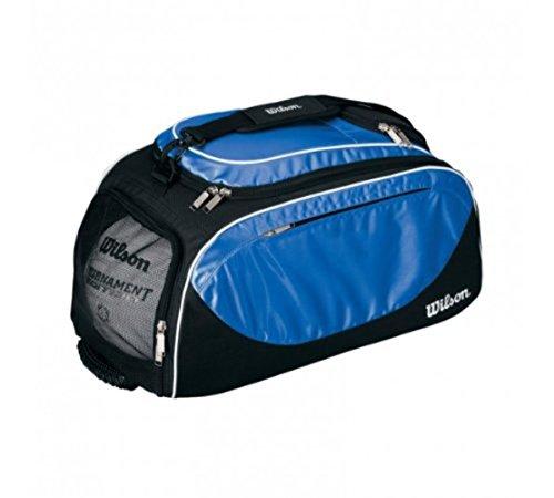 Wilson Sport Bag/Backpack, Black/Navy Blue