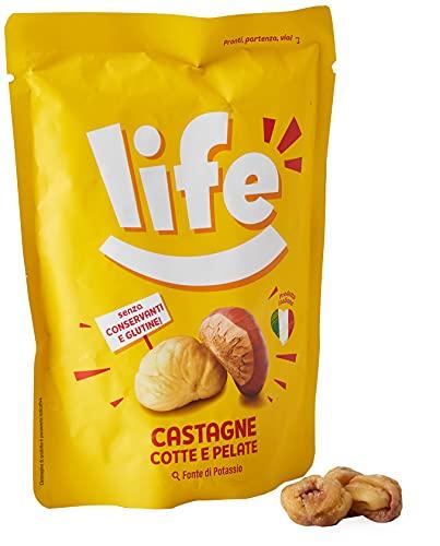 Life Castagne Cotte e Pelate - 150 g