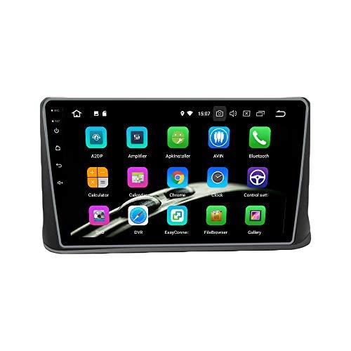 Android 10 4G Ram 64G ROM PX6 Cortex A72 Navigation Radio Steering Wheel Control IPS DSP Bluetooth WiFi for TATA NEXON RHD