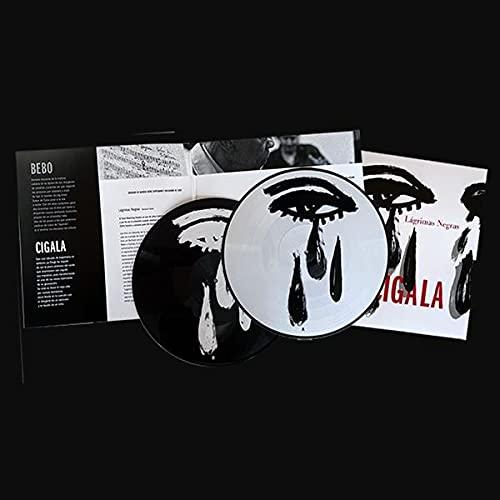 Lágrimas Negras (Edición Limitada 2021) (Vinilo Picture Disc) (LP-Vinilo)