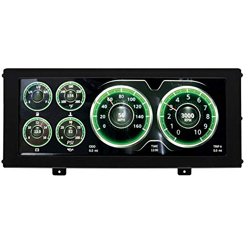 AUTO METER 7000 Invision LCD Display Complete System