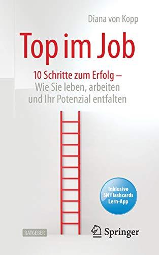 Buchseite und Rezensionen zu 'Top im Job ' von Diana von Kopp