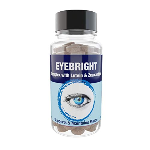 Eye Bright Complex with Lutein & Zeaxanthin, Supports and maintains Healthy Vision and Improve Eye Health. (1)