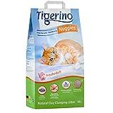 Tigerino Nuggies Frishedult Arenero para gatos - Fresco 28L