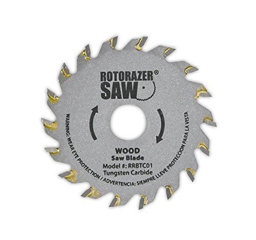 Rotorazer Official Replacement Blades (Set of 3 for Regular Rotorazer) AS SEEN ON TV
