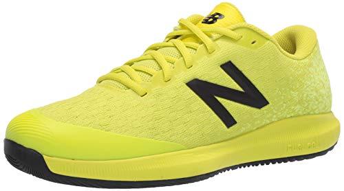 New Balance Men's FuelCell 996 V4 Tennis Shoe, Sulphur Yellow/Lemon Slush, 7
