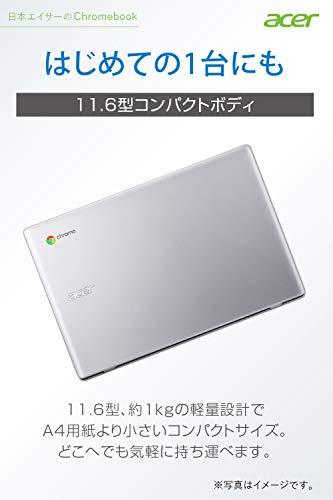 【Amazon.co.jp限定】日本エイサーGoogleChromebookAcerノートパソコンCB311-9H-A14P11.6インチ日本語キーボードCeleronN40204GBメモリ64GBeMMC