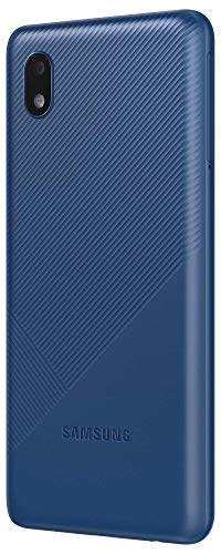 Samsung Galaxy M01 Core (Blue, 1GB RAM, 16GB Storage) with No Cost EMI/Additional Exchange Offers