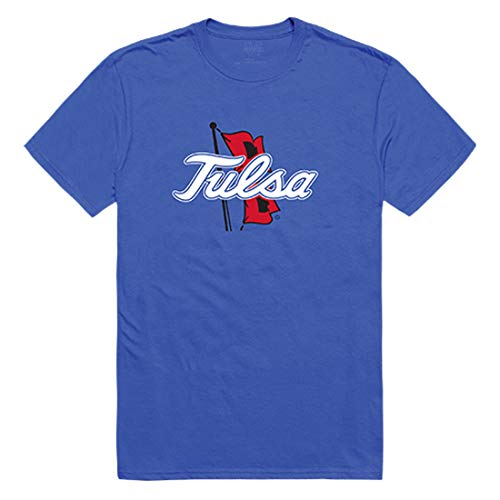 Tulsa The University of Tulsa Golden Hurricane NCAA The Freshmen Tee Shirt - Royal, Medium