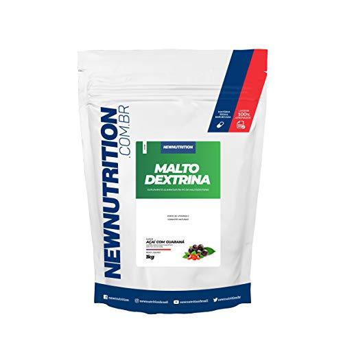 Maltodextrina 1kg Limão NewNutrition