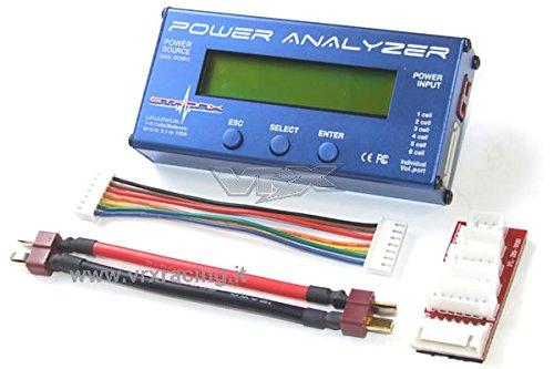 two-meter Testeur numérique piles à trois fonctions, wattmètre, Check Batterie et auto-bilanciatore 1PZ VRX