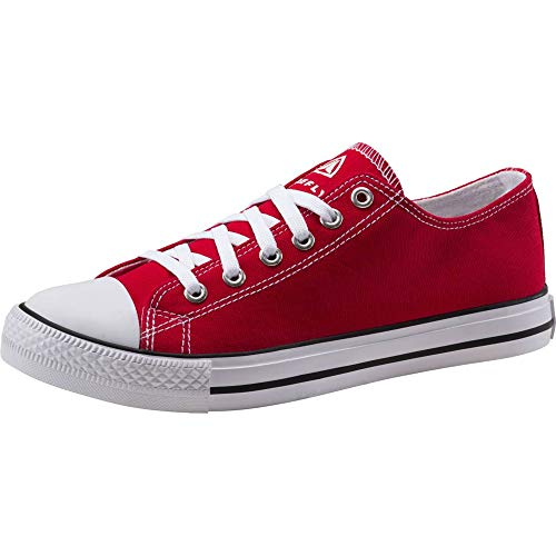 FIREFLY Fr-Schuh Canvas Low III, rot,38