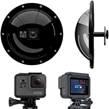 GDome PDS Naked Compatible for GoPro HERO7, HERO6, HERO5, Hero (2018), for Ultra Split Shots and Underwater Photography