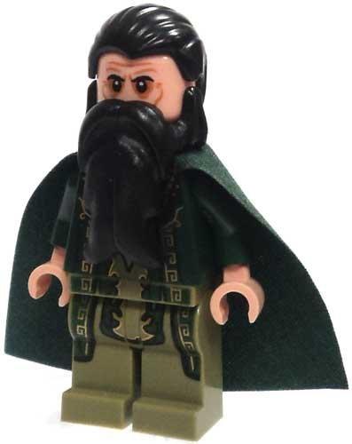 LEGO Super Heroes: La Mandarin Avec Robe Mini-Figurine
