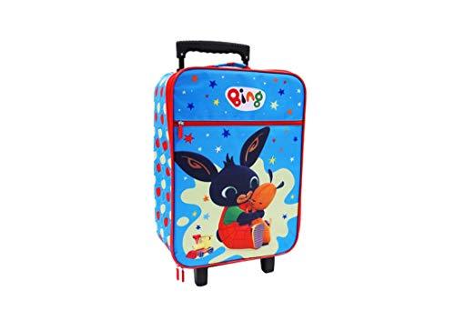 Trolley Valigia Bing & Friends per Bambini Q01089MC