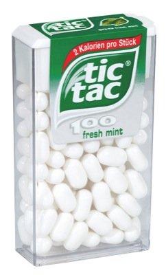 Tic Tac T100, Mint