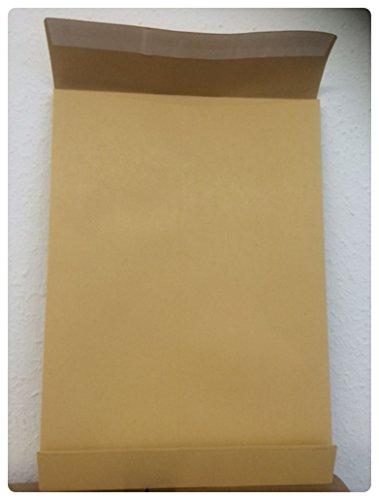 20 Faltentaschen Versandtaschen B4 für Waren- u. Büchersendung