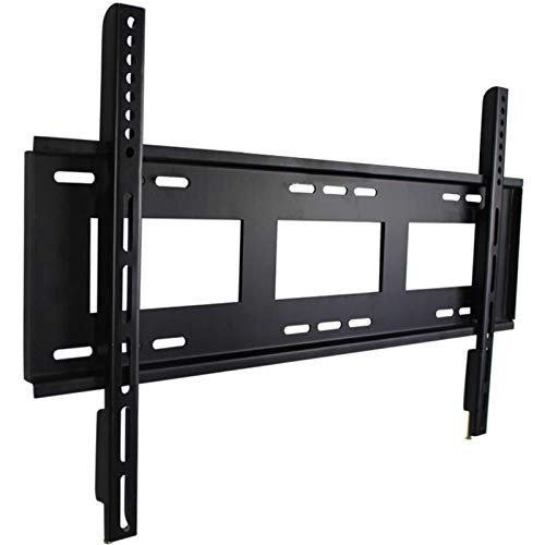Kaidanwang Soporte de Pared para TV Montaje de Pared de TV Compacto para la mayoría de 32-70 Pulgadas LED, LCD, OLED, TV Piso y Curvado, TV de Tilt MAX VESA 600x400mm, hasta 50 kg (Color : Black)