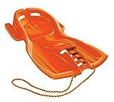 ESP 42' Snow Raider Racer Sled - Orange 1061