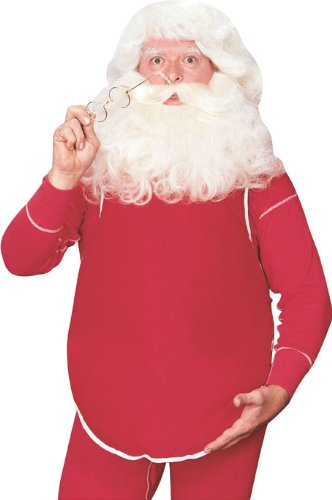 Rubie's Stuffed Santa Belly Accessory - http://coolthings.us