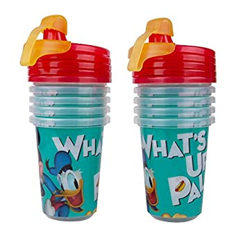 The First Years Take & Toss Mickey Mouse Sippy Cups