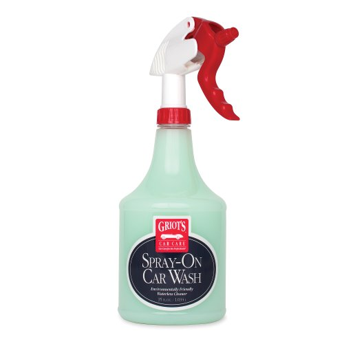 Griot's Garage 11065 Spray-On Car Wash 35 oz