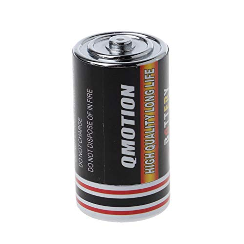 LANCHEN Caja de Almacenamiento Secreta de batería, Caja de Pastillas Segura para desvío, Caja de joyería valiosa, contenedor