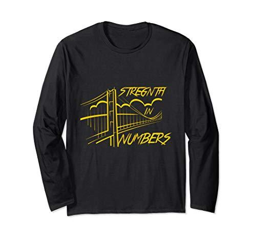 Golden State Distressed Basketball Team Fan warrior Long Sleeve T-Shirt