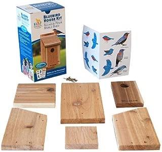 Panacea Woodlink Classic Bluebird House DIY Craft Kit