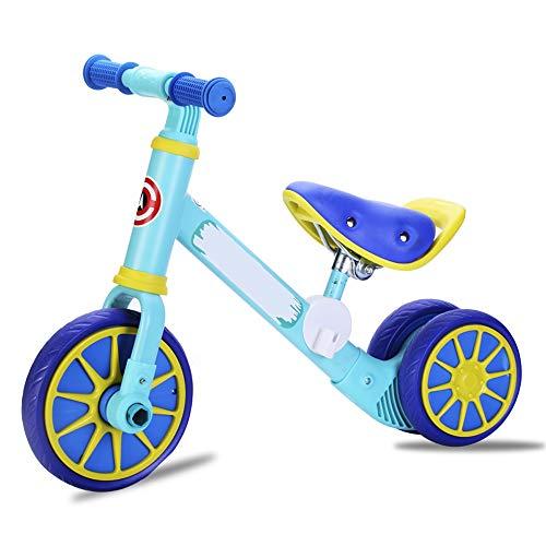 YWAWJ Torcer coche Equilibrio Scooter sin pedal 1-3 Selección Muchacho y muchacha regalo de cumpleaños Años de Edad moto scooter Niño Paseo de la bicicleta Juguetes antiguo de niños Toy Cars 3 opcione