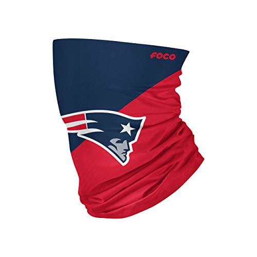 FOCO NFL Big Logo Snoods, New England Patriots