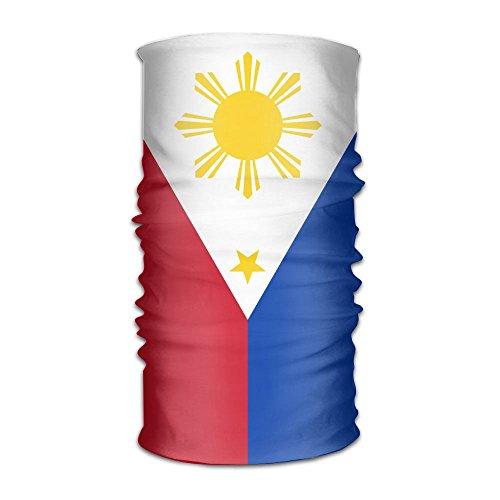 Flag of The Philippines Headbands Unisex Outdoor...