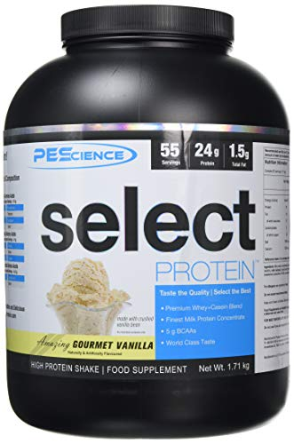 PEScience Select Protein, 1.79 kg, Gourmet Vanilla