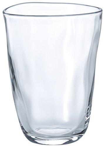 アデリア タンブラー クリア 290ml てびねり グラス 日本製 食器洗浄機対応 P-6692